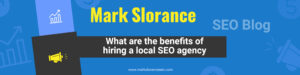 What are the benefits of hiring a local Glasgow SEO agency